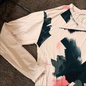 CK Watercolor Top